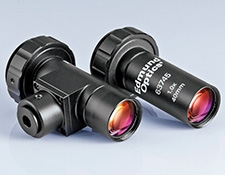 40mm WD, 1X, In-Line Version (Left) and VIS Version (Right)