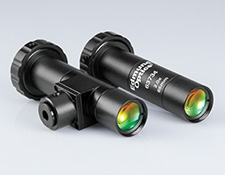 65mm WD, 2X, In-Line Version (Left) and VIS Version (Right)
