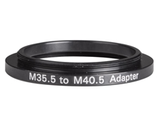 M35.5 to M40.5 Step-Up Adapter, #36-002