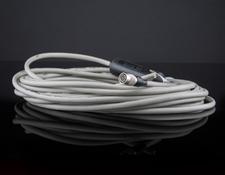 PLC (Programmable Logic Controller) I/O Cable Hirose 6 Pin 10m, #68-467