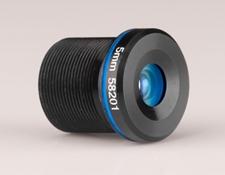 5mm FL Blue Series M12 μ-Video™ Imaging Lens