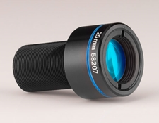25mm FL Blue Series M12 μ-Video™ Imaging Lens