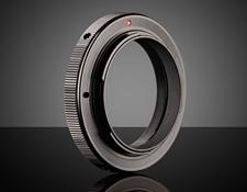 T-Mount to Nikon F-Mount Adapter