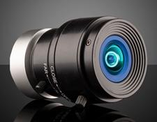 1.67mm FL C-Mount, Manual Iris, Wide Angle Lens, #68-695