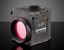 Olympus Filter Cube #86-833 with Pre-Mounted Fluorescence Filters