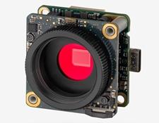 IDS Imaging uEye LE USB 3.1 AF Autofocus Liquid Lens Board Level Cameras (C/CS-Mount)